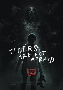 Widget tigers are not afraid poster 2019