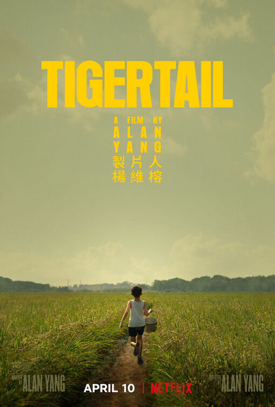 Tigertail movie poster