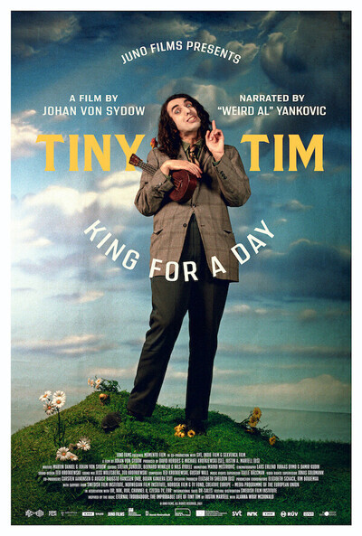 小蒂姆:国王电影海报