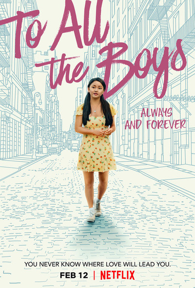 To All the Boys: Always and Forever movie poster