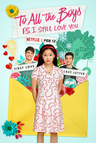To All the Boys: P.S. I Still Love You movie poster