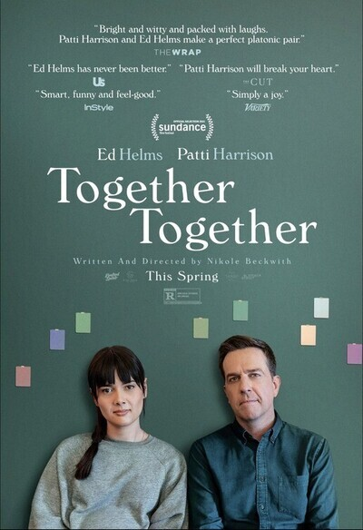 Together Together movie poster