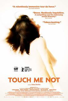 Widget touch me not poster