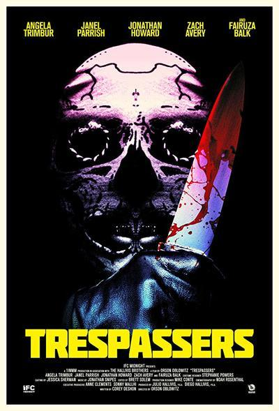 Trespassers Movie Poster