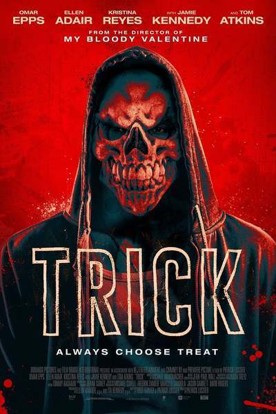 Trick movie poster