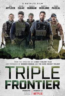 Widget triple poster