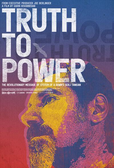 权力电影海报的真理