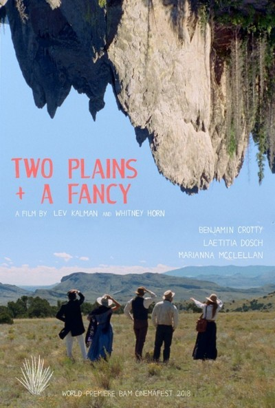 Two Plains & a Fancy movie poster