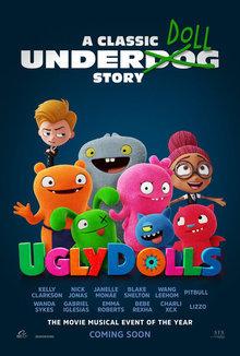 Widget uglydolls poster