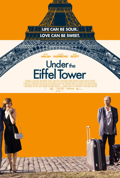 Under the Eiffel Tower movie poster