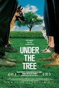 Thumb under tree