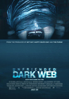Widget unfriended dark web