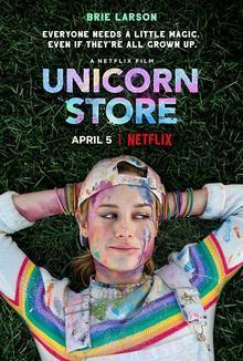 Widget unicorn poster