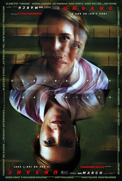 Unsane movie poster