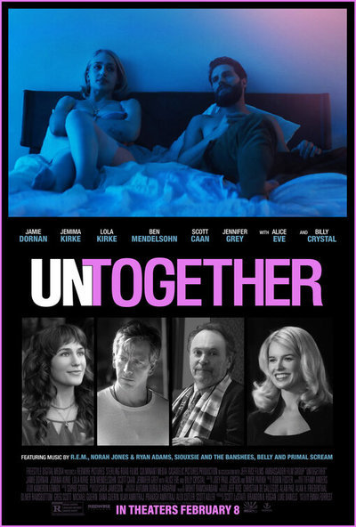 Untogether Movie Poster