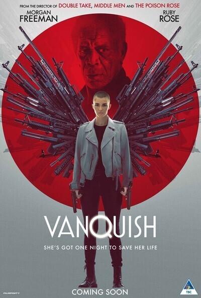 Vanquish movie poster