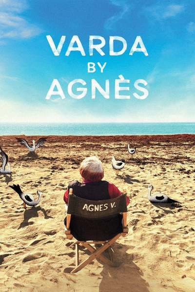 Varda by Agnès movie poster