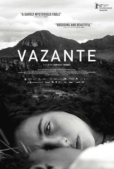 Vazante Movie Poster