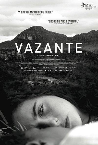Vazante Movie Poster