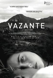 Widget vazante 2018 poster