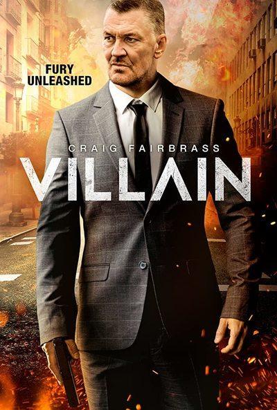 Villain movie poster