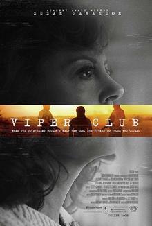 Widget viper club poster