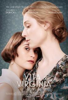 Widget vita virginia poster