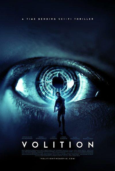 Volition movie poster