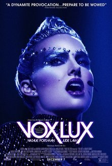 Widget vox lux poster
