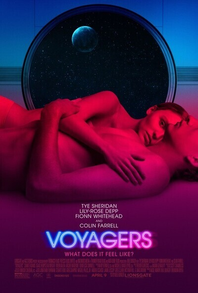 Voyagers movie poster