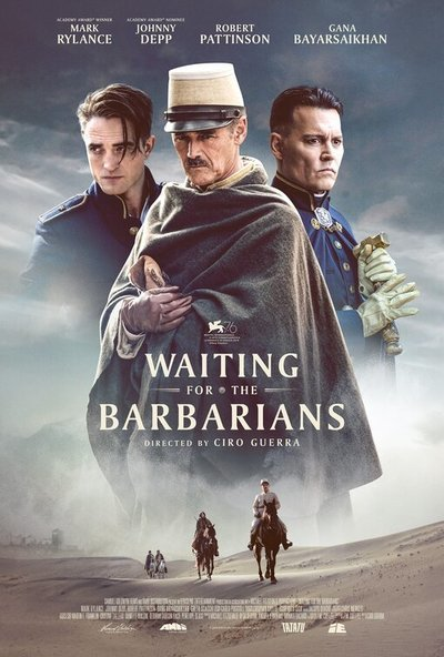 Waiting for the Barbarians movie poster