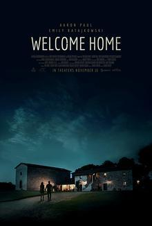 Widget welcome home poster
