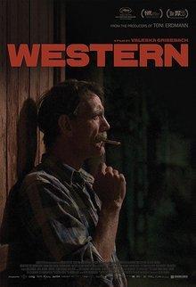 Widget westernposter