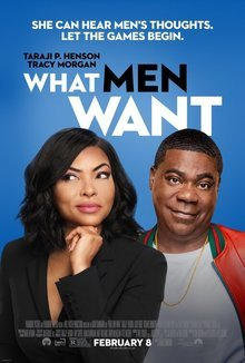 Widget what men want poster
