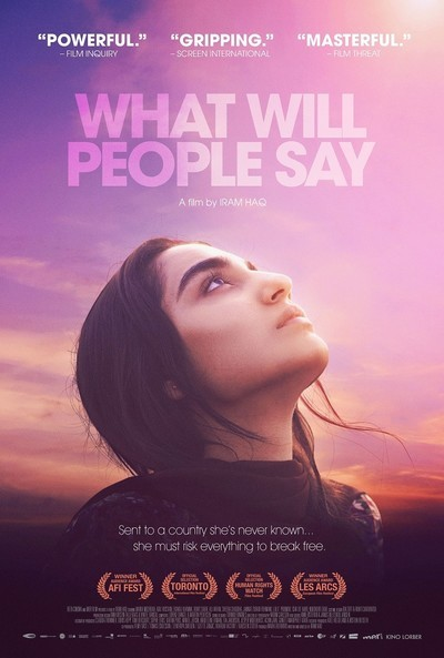 What Will People Say movie poster