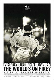 Widget what you gonna do poster 1