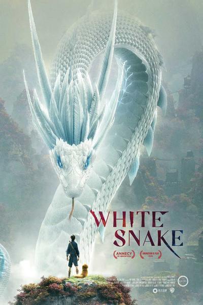 White Snake movie poster
