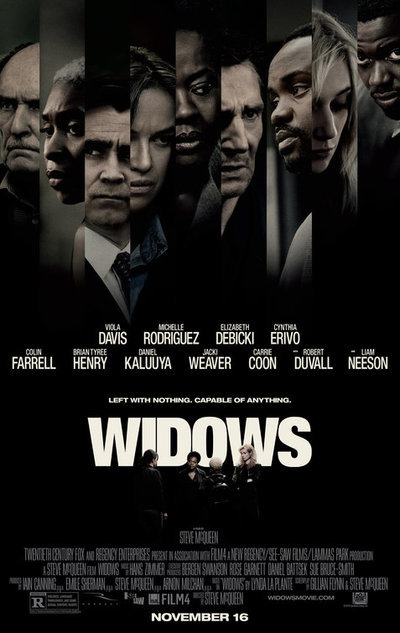 Widows Movie Poster
