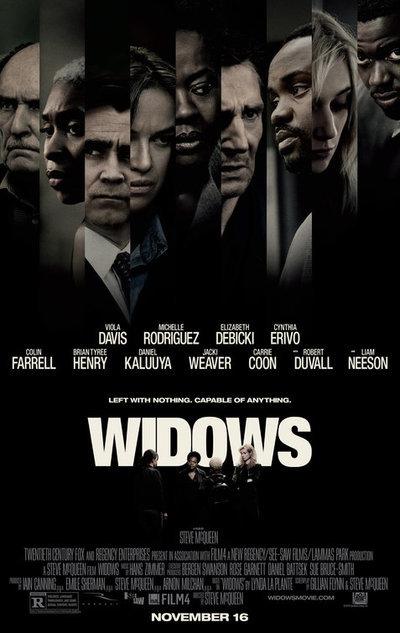 寡妇电影海报