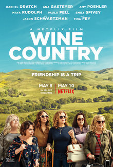 Widget wine country poster