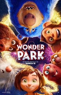 Widget wonder park poster 2