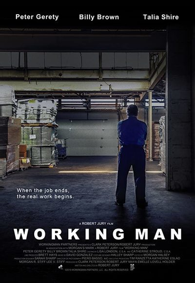 Working Man movie poster