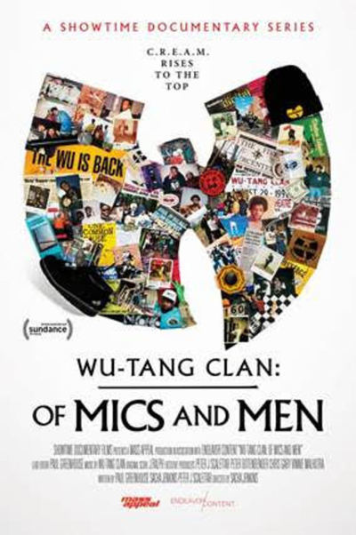 Wu-Tang Clan: Of Mics and Men movie poster