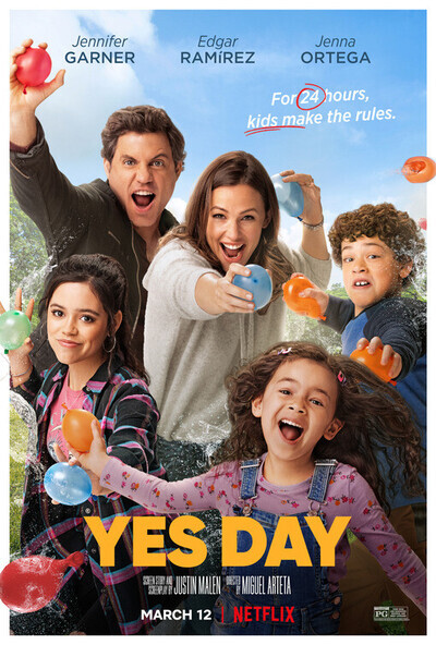 Yes Day movie poster