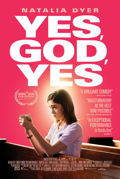 Yes, God, Yes movie poster