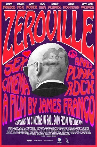 Zeroville movie poster