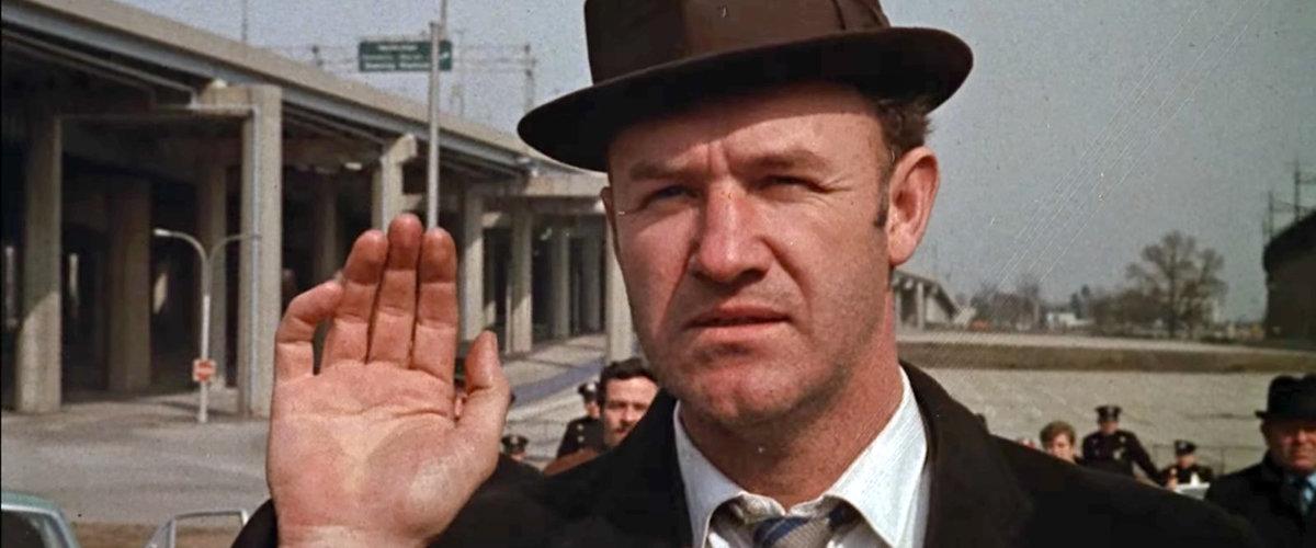 Gene Hackman movie reviews