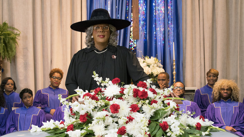 Primary madea funeral
