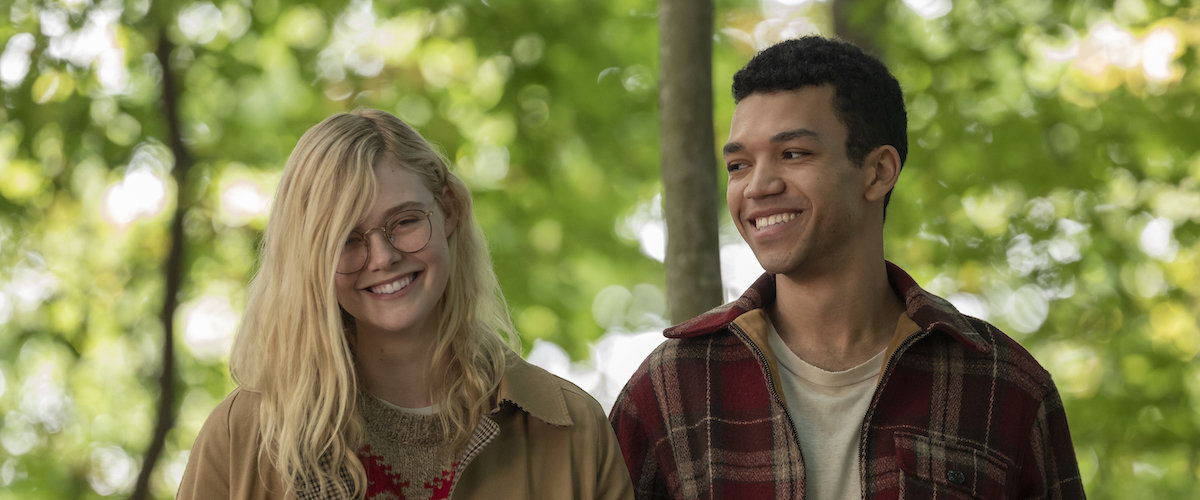 All the Bright Places movie review