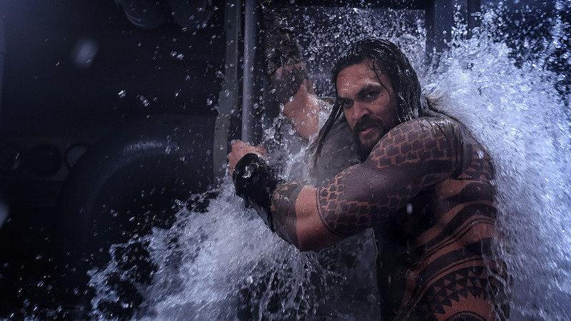 主要Aquaman图像
